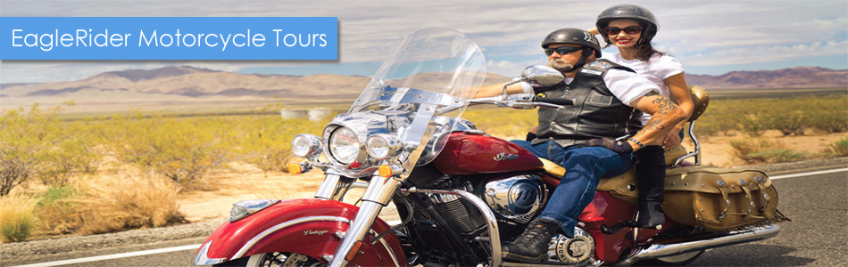 Eaglerider Motorcycle Tours Usa