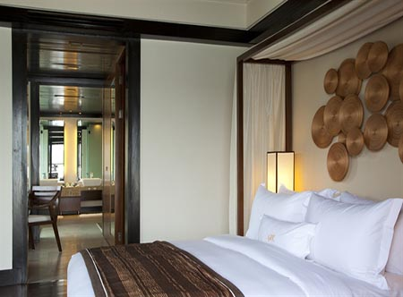 Gaya Island Resort - Suria Suite Bedroom