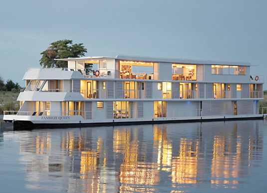 Zambezi Queen Holidays