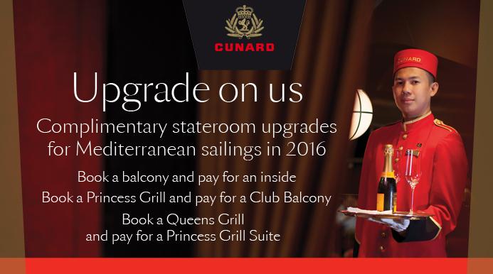 Cunard banner