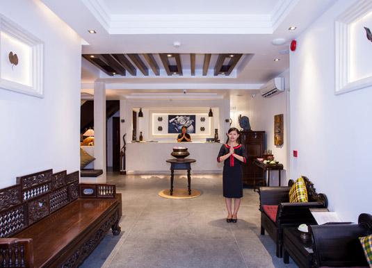 La Rose Suites - Reception
