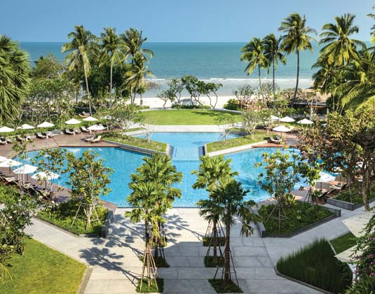 The Regent Cha Am Beach Resort Holidays