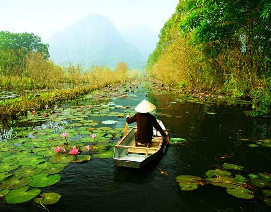 Huong pagoda, Hanoi,