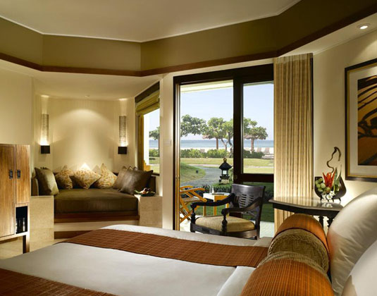 Grand Hyatt Bali - Ocean View Room