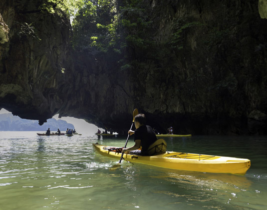 Sea Kayak excursion