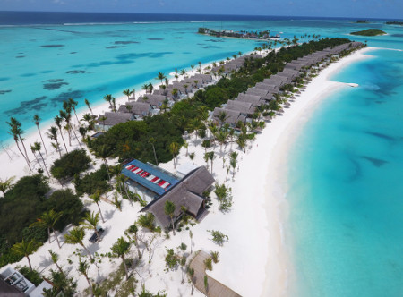 Ozen by Atmosphere at Maadhoo - Maadhoo Island Reception and South Side