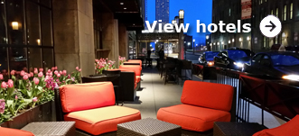 Browse hotels in Chicago
