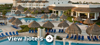 Browse hotels in Riviera Maya