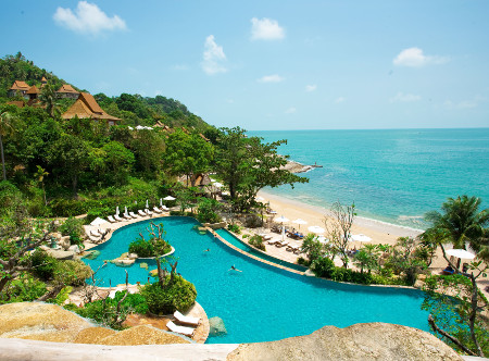 Santhiya_Koh_Phangan_-_Beach_and_Pool.jpg
