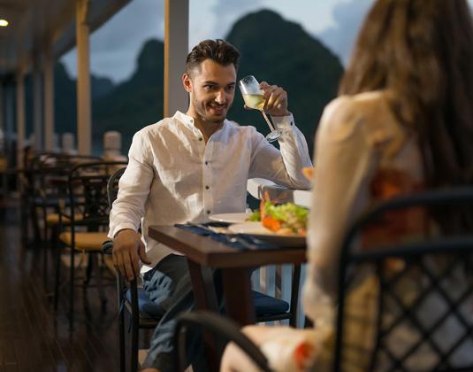 Paradise Prestige - Luxury Dining