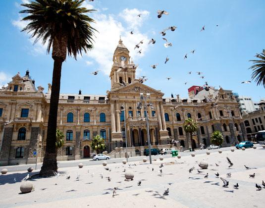 Cape Town City Tour excursion