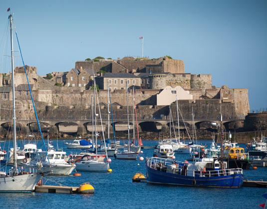 Guernsey,  Castle Cornet