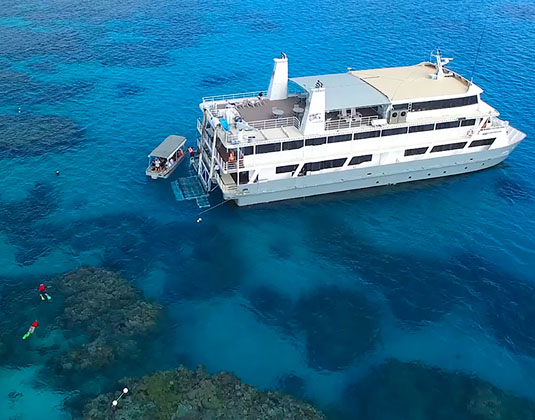 Cairns Roundtrip with Coral Expedition Cruises Holidays
