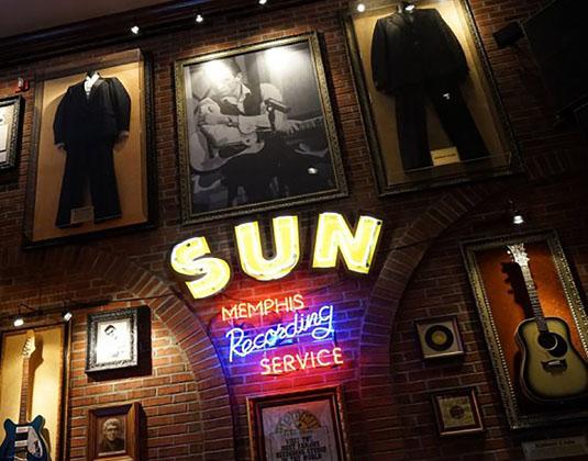 Memphis Music Pass, Sun Studio