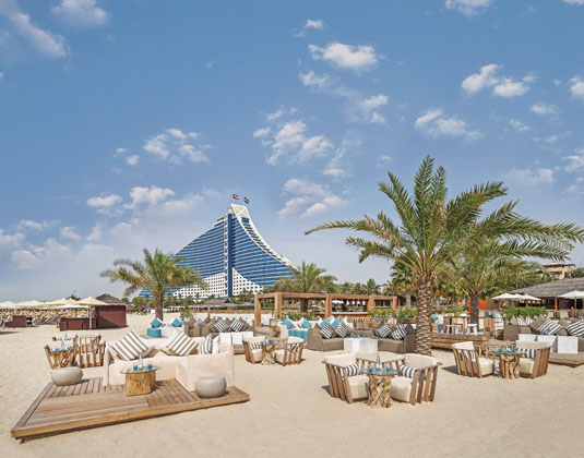 Jumeirah Beach Hotel Holidays