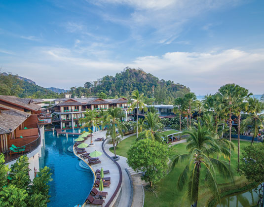 Holiday Inn Krabi - Overview