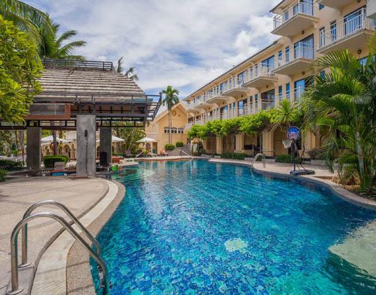 Front Village Phuket - Pool