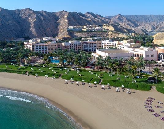 Shangri-La Barr Al Jissah Al Bandar - Aerial