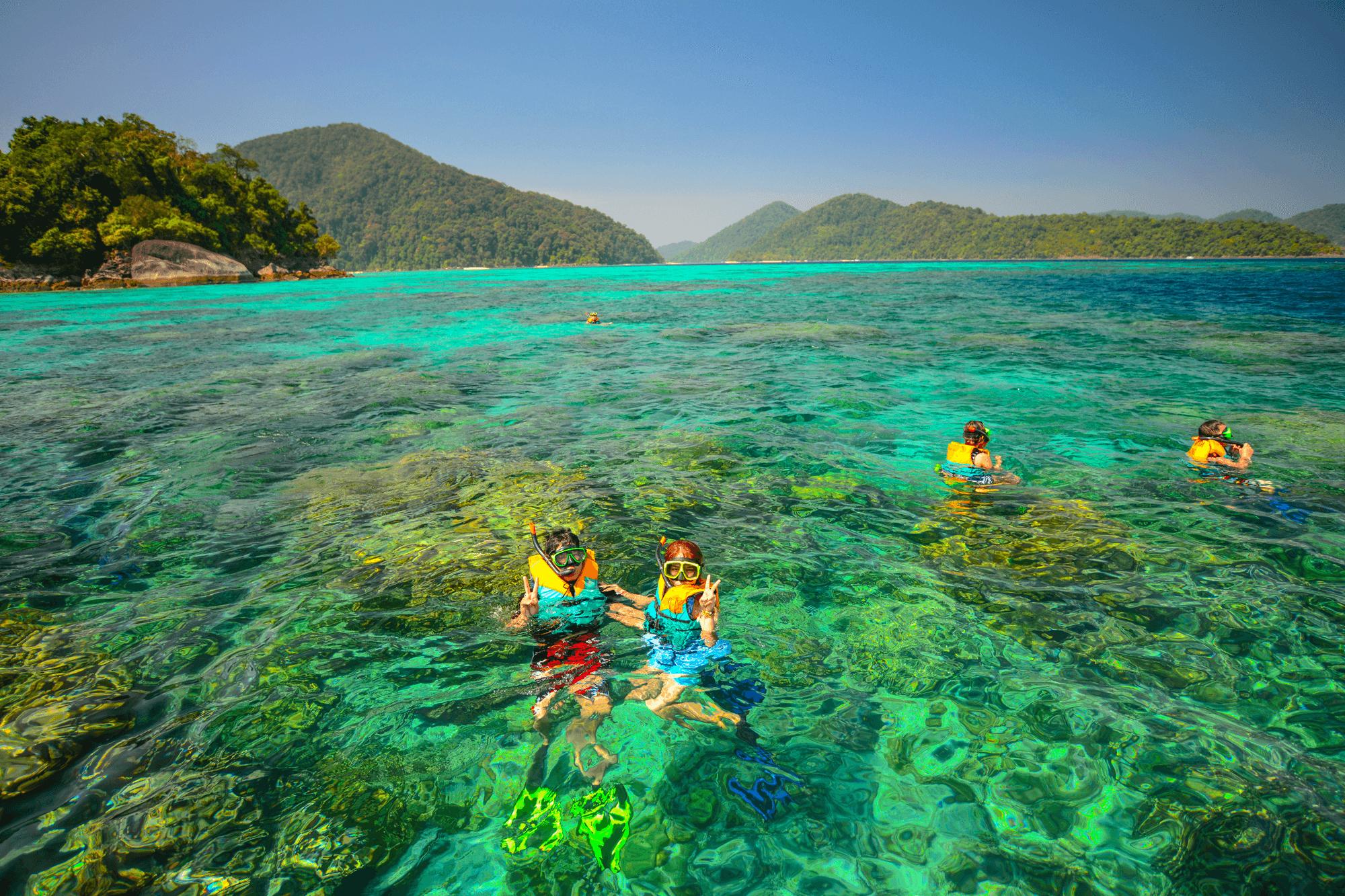 Khao Lak & Koh Yao Noi Island Holidays