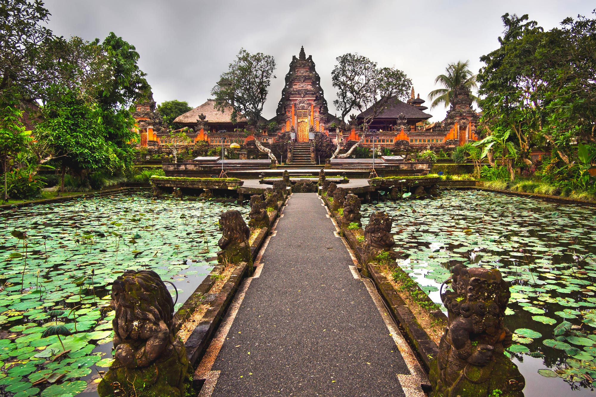 Cultural Ubud and Bali Beach Holidays