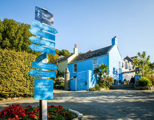 Day trip to Herm excursion