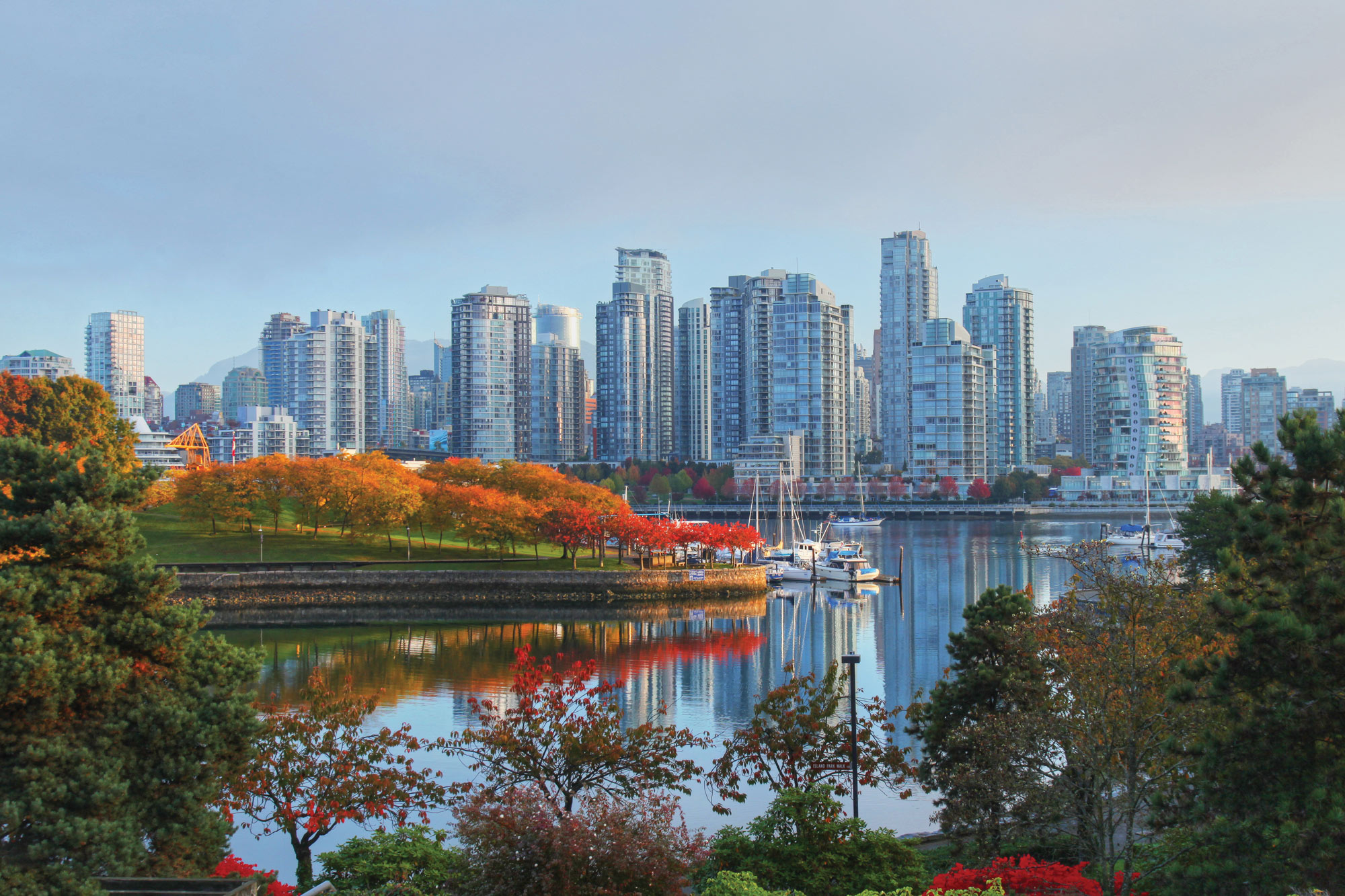 Vancouver, Alaska Cruise & Whistler Holidays