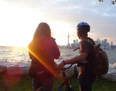 Islands Twilight Bicycle Tour excursion