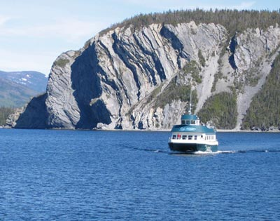 Bonne Bay Boat Tour excursion