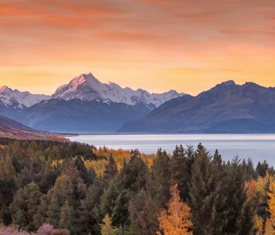 Mount Cook, Franz Josef & Fox Glacier