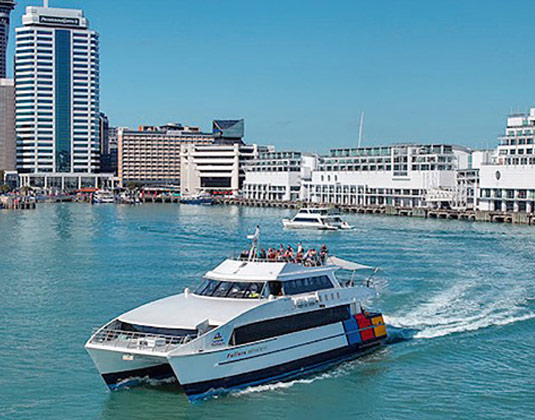 Auckland City Sights & Harbour Cruise excursion