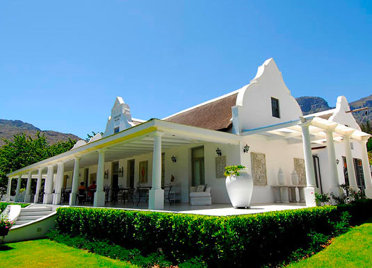 Grand Dédale Country House Holidays