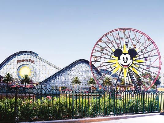 2/3/5 Day Disneyland Resort Hopper Ticket excursion