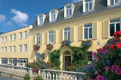 3* Les Rocquettes, Guernsey Holidays