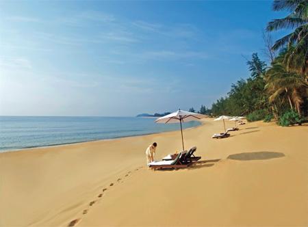 Tanjong Jara Resort - Beach