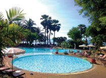 Thai beach with Singapore stopover
