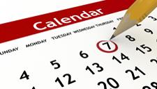 Premier Events Calendar