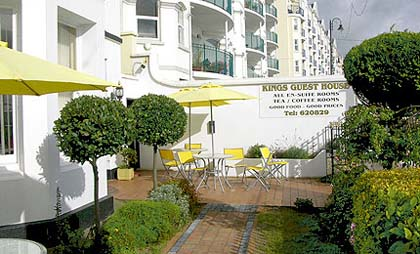 4* Kings Guest House