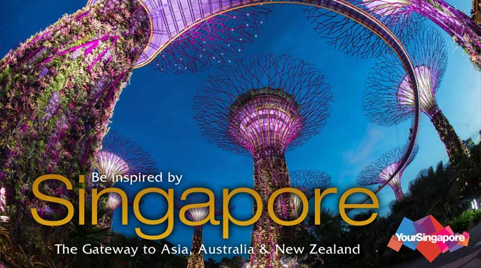 Be inspired by Singapore