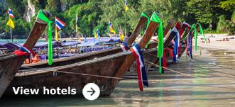 Browse hotels in Krabi