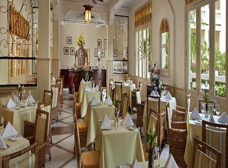 Raffles Grand d'Angkor, Siem Reap - Restaurant