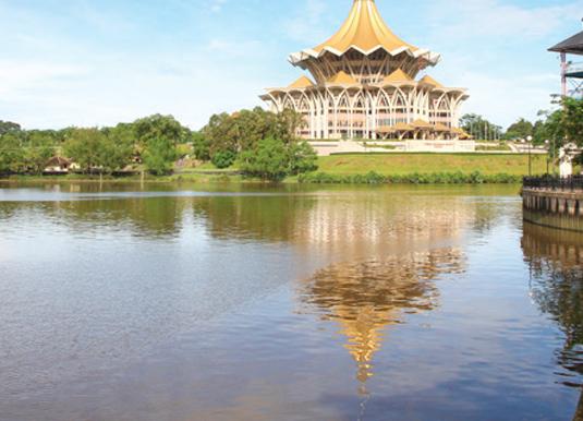 Kuching city tour Sarawak