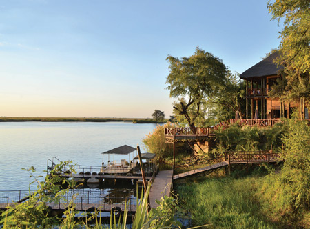 Chobe Marina Lodge Holidays