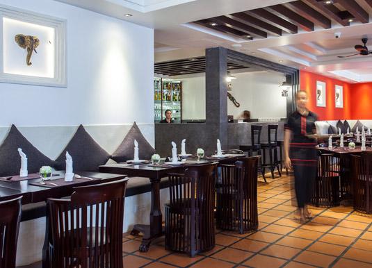La Rose Suites - Banana Tree Restaurant
