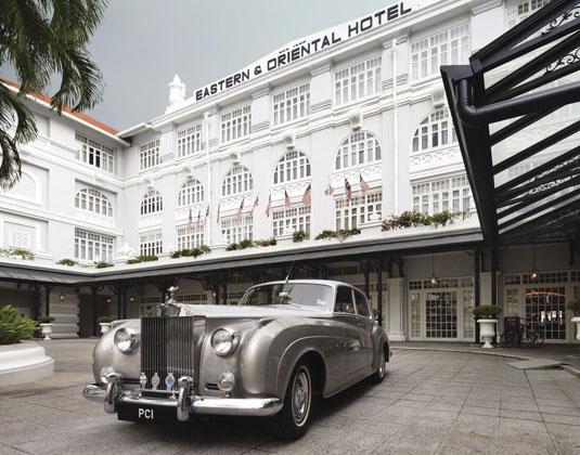 Eastern & Oriental Hotel Holidays