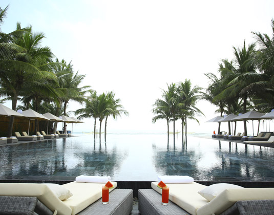 Fusion Maia Da Nang - Pool view