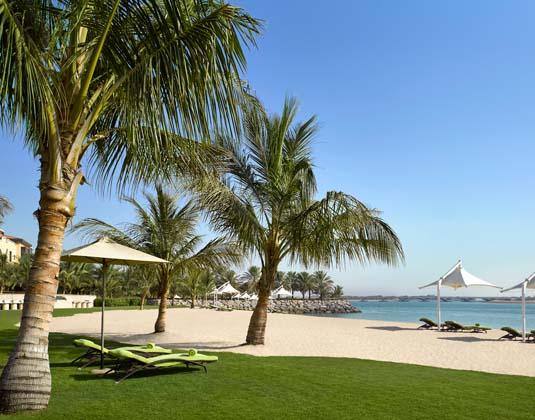 Traders Hotel Qaryat al Beri - Beach