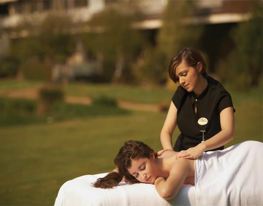 St Pierre Park - Massage