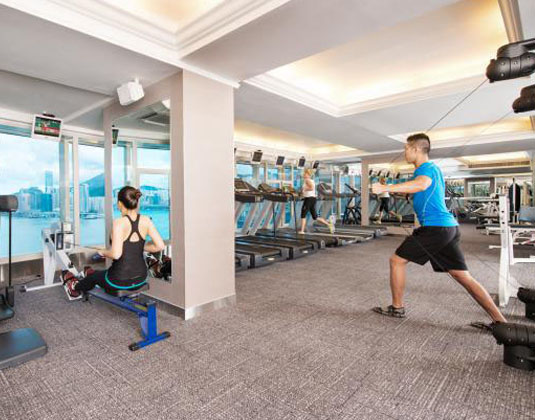 Harbour Grand Kowloon - Fitness Centre