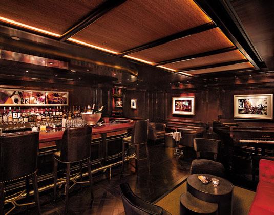 The Peninsula - The Bar