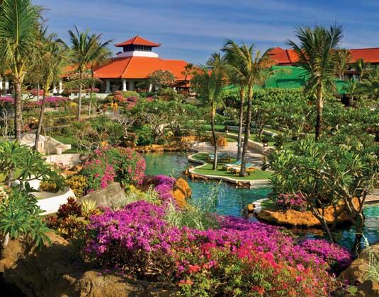 Grand Hyatt Bali - River Pool